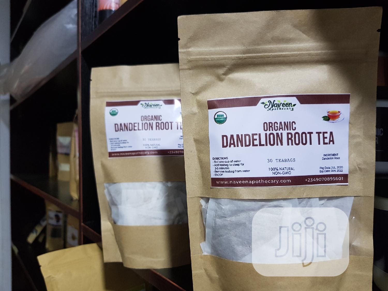 Archive: Dandelion Root Tea (30 Teabags)