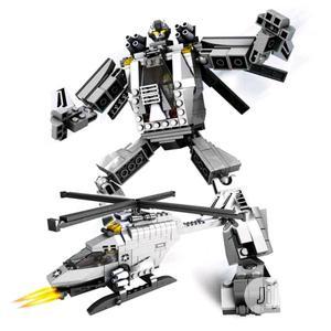 Transformer Warrior Block 244 Pcs | Toys for sale in Lagos State, Amuwo-Odofin