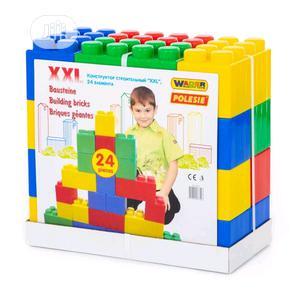 Building Bricks XXL, 24 Pieces | Toys for sale in Lagos State, Amuwo-Odofin