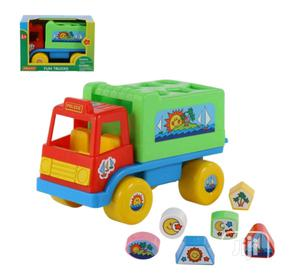 Shape-and-sort Truck   Toys for sale in Lagos State, Amuwo-Odofin