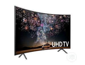 "Samsung 65"" Curve Smart 4K Uhd Tv | TV & DVD Equipment for sale in Lagos State, Ikeja"
