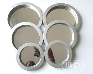 3 In 1 Decorative Wall Mirror(Available In Gold)   Home Accessories for sale in Lagos State, Surulere