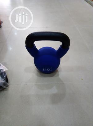 Kettlebell For Exercise 10kg | Sports Equipment for sale in Lagos State, Lekki