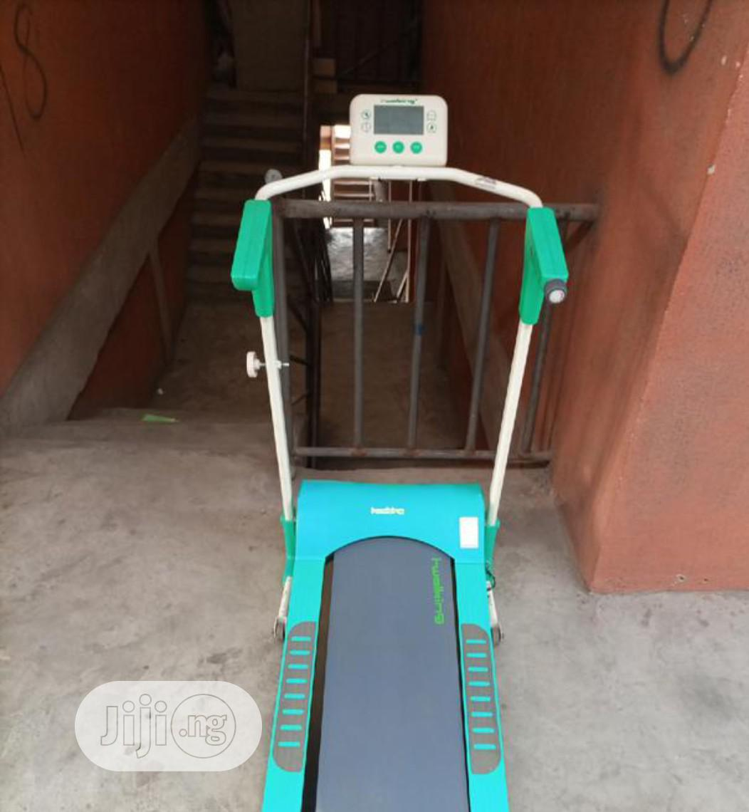 I-Walking Manual Treadmill