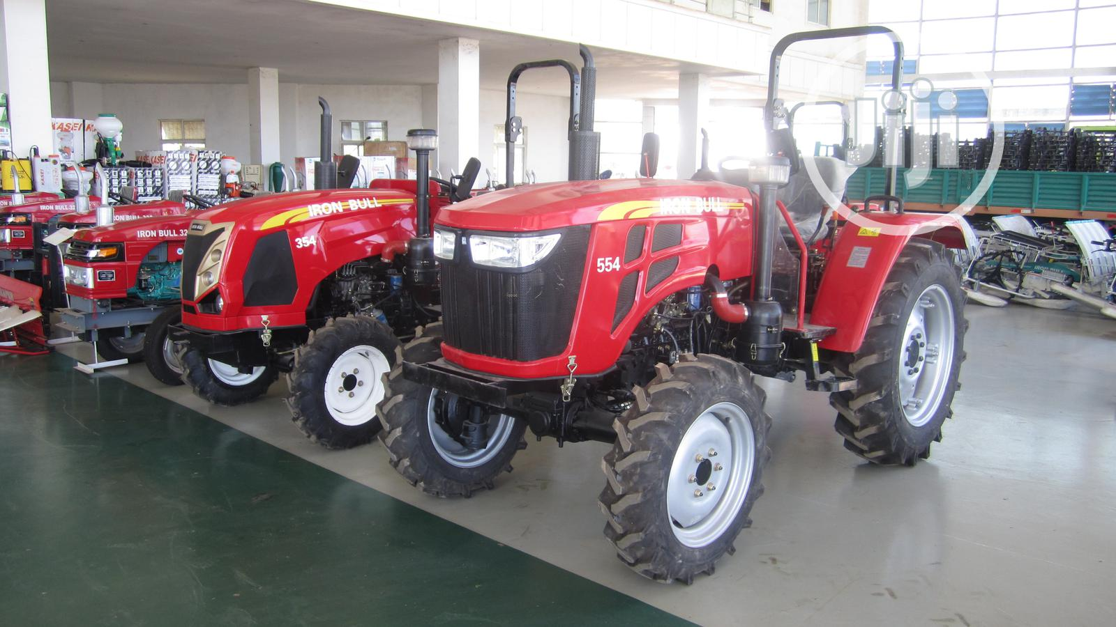 55hp 4wd Tractor