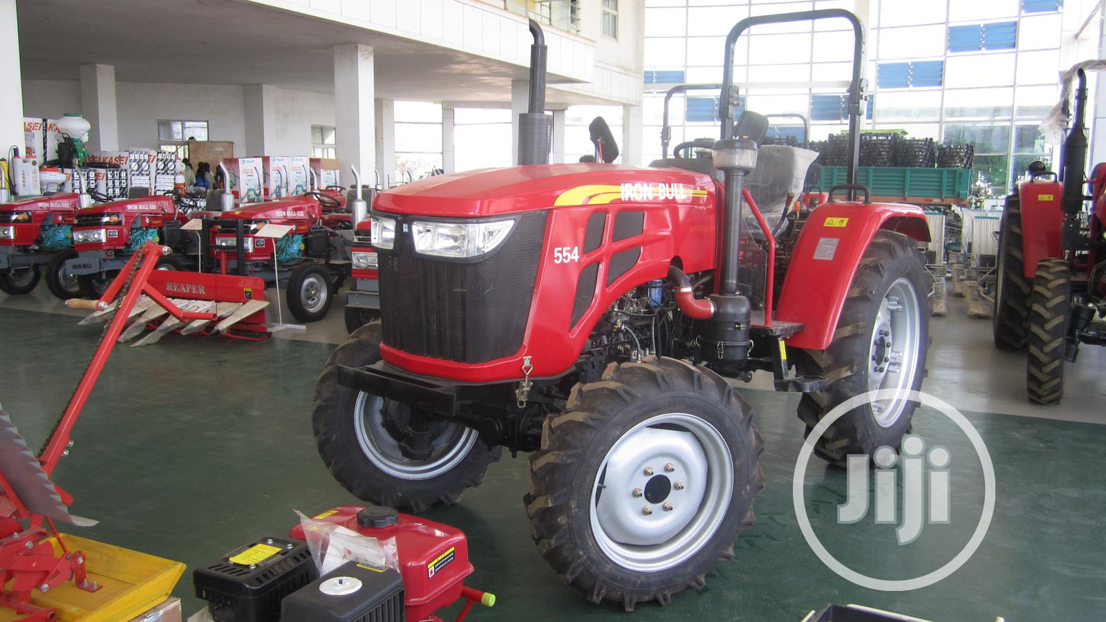 55hp 4wd Tractor   Heavy Equipment for sale in Kaduna / Kaduna State, Kaduna State, Nigeria