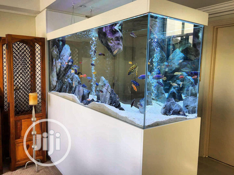 Portable Stand Aquariums