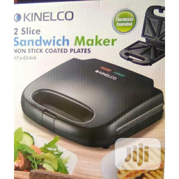 Archive: Kinelco 2 Slice Nonstick Sandwich Maker