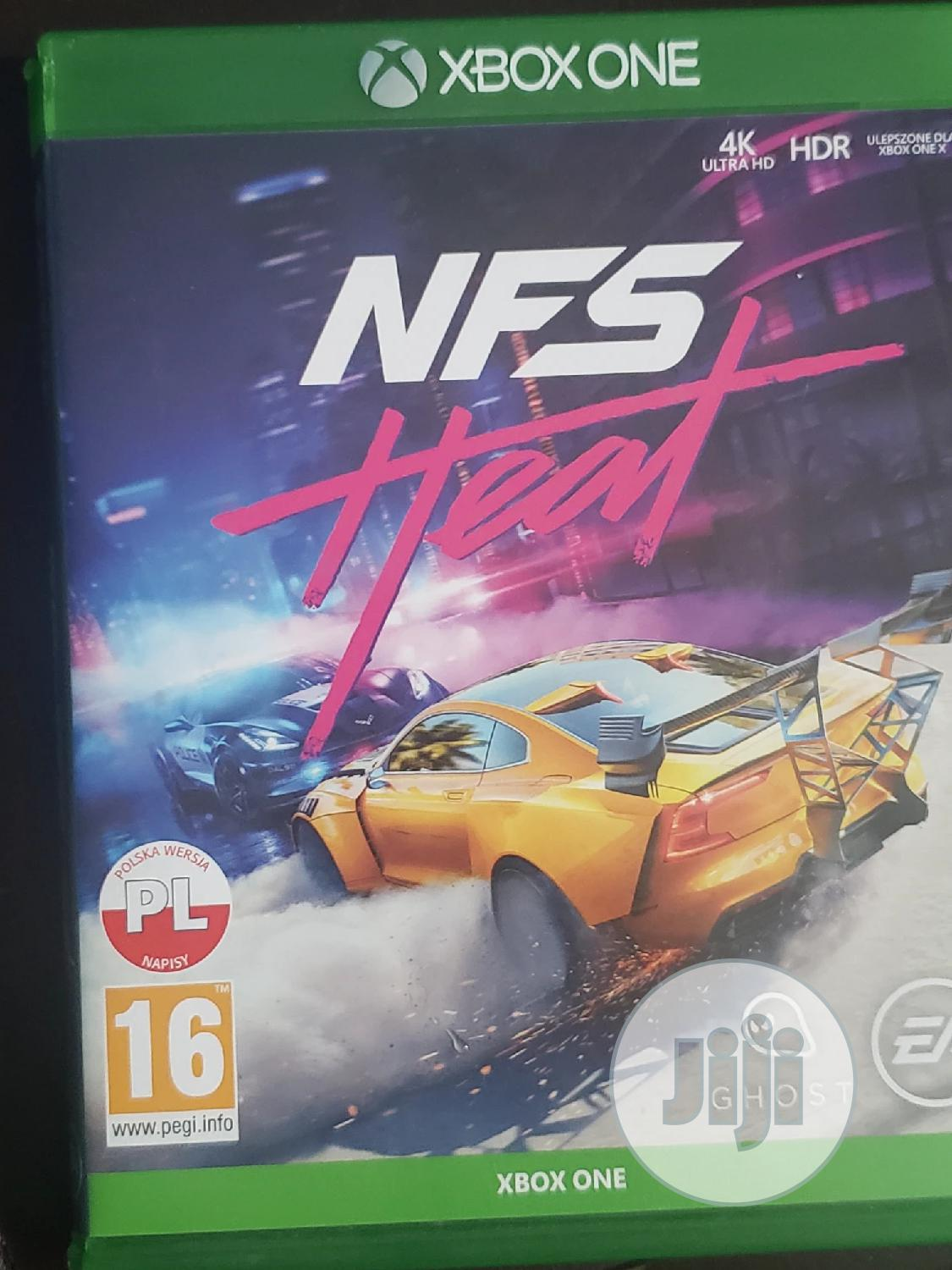 need for speed heat xbox one x