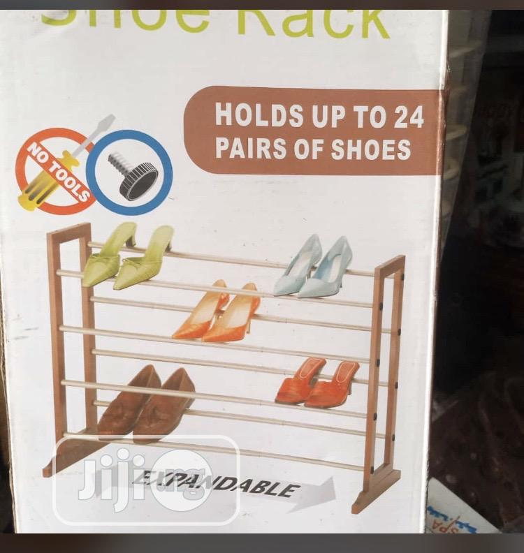 Archive: Quality And Wide Shoe Rack