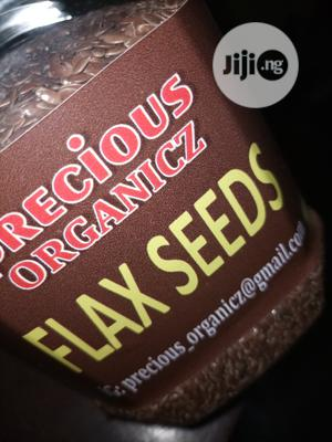 Flax Seeds From 1kg Upward   Feeds, Supplements & Seeds for sale in Lagos State, Ojota