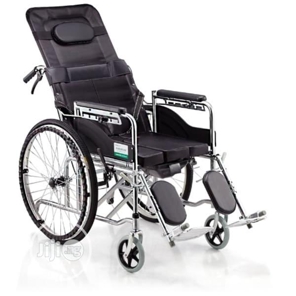 Collapsibl Wheel Chair