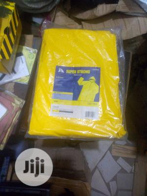 Safety Super Strong Rain Coat High Quality | Safetywear & Equipment for sale in Lagos State, Lagos Island (Eko)