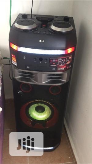 LG Xboom OK75 (1000W) One Body Hifi Speaker With Blast Horn | Audio & Music Equipment for sale in Lagos State, Ojo