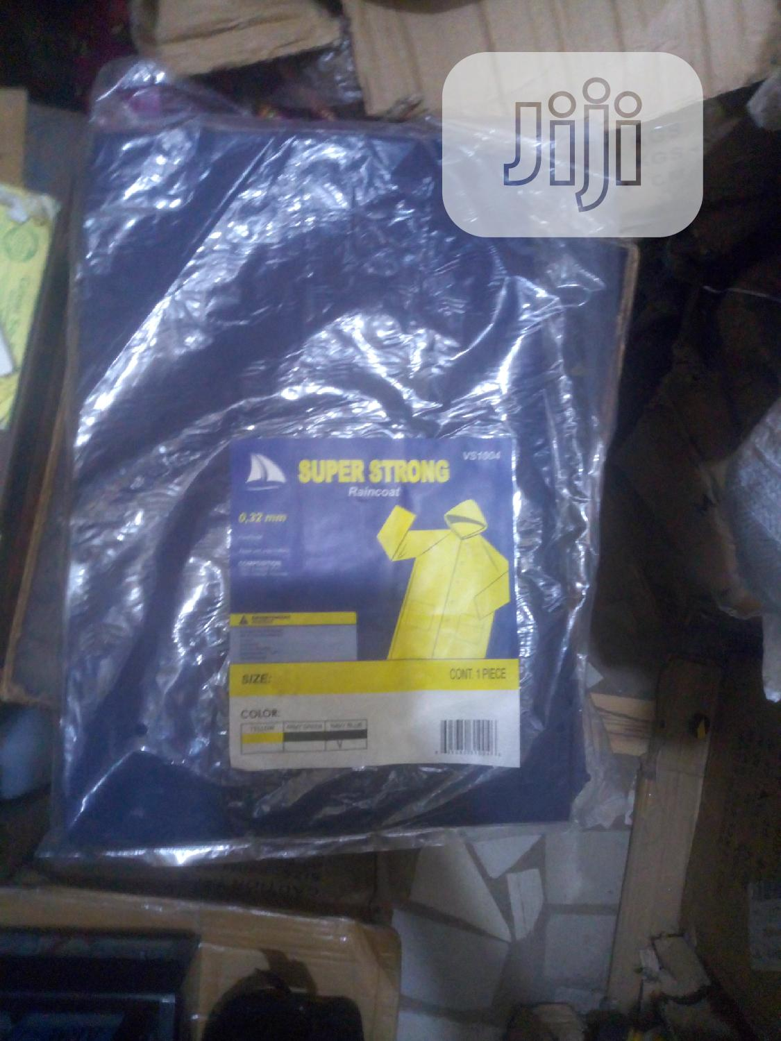 Safety Super Strong Rain Coat High Quality Is Available