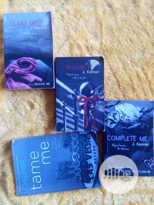 Julia Kenner STARK TRILOGY   Books & Games for sale in Lagos State, Alimosho