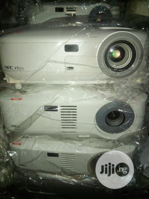 Fine Nec Projector For Sale   TV & DVD Equipment for sale in Abuja (FCT) State, Wuse