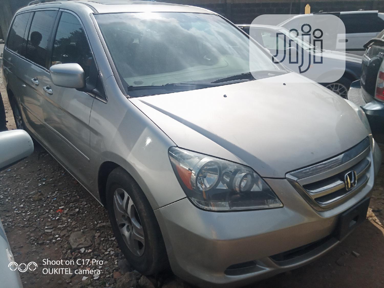 Honda Odyssey 2006 EX Silver