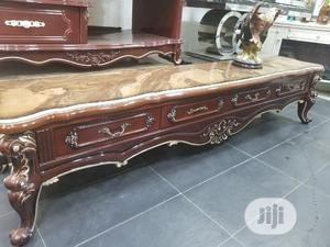 Royal Wooden Tv Stand Executive Made In Turkey   Furniture for sale in Lagos State, Ajah