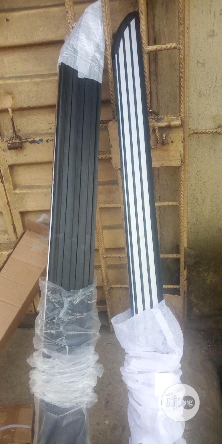 Side Steps For All Jeep   Vehicle Parts & Accessories for sale in Mushin, Lagos State, Nigeria