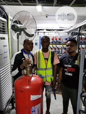 FM200 Fire Suppression System Servicing Msa   Safetywear & Equipment for sale in Lagos State, Kosofe