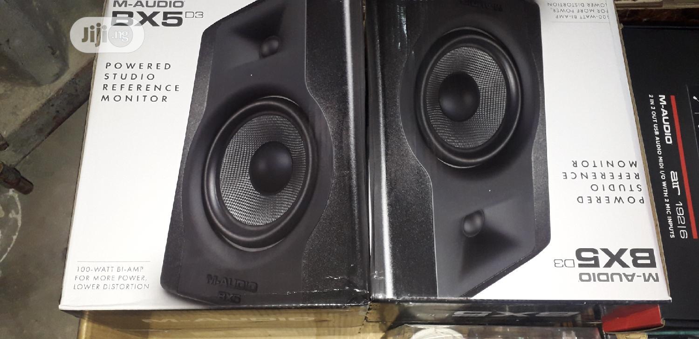 Bx5 M - Audio Studio Monitor Speaker