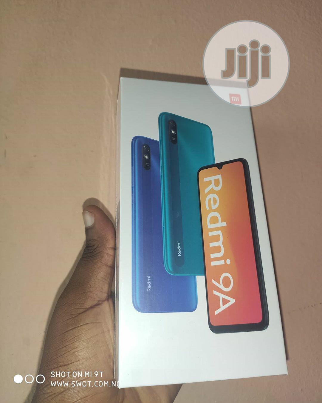 Archive: New Xiaomi Redmi 9A 32 GB Blue