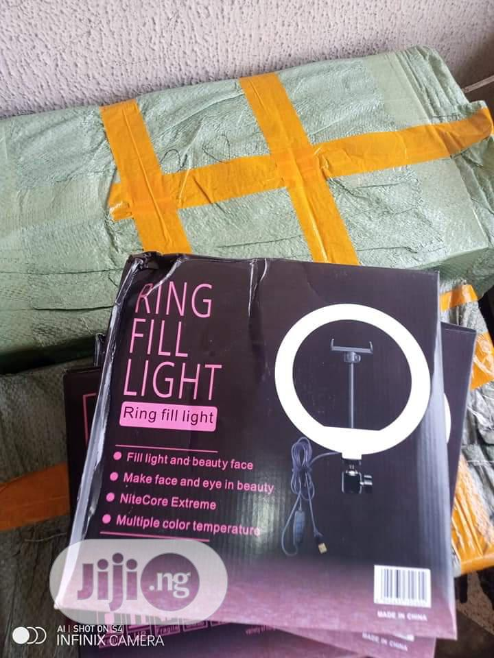 """Ring Light 10"""" Inches 