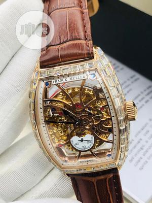 Frank Muller Designer Wristwatch | Watches for sale in Lagos State, Lagos Island (Eko)