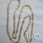Pure 18karat Gold Necklace New Levis Design Long | Jewelry for sale in Lagos State, Lagos Island