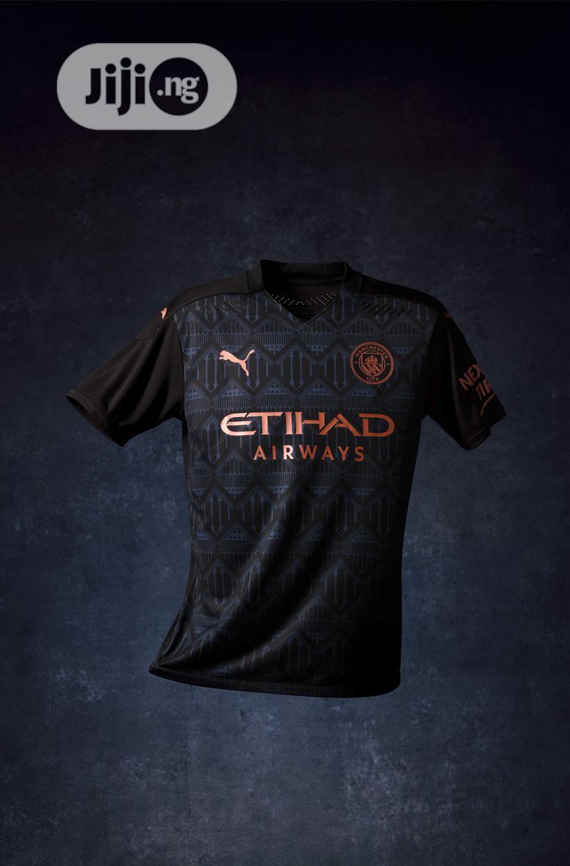 Archive Manchester City Away Kit In Lafia Clothing Hassan Yahaya Jiji Ng