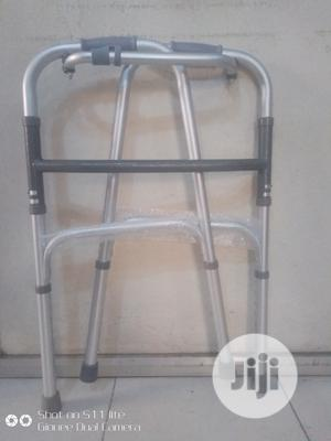 Folding Walking Frame Without Front Wheels | Medical Supplies & Equipment for sale in Abuja (FCT) State, Wuye
