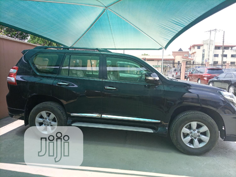 Toyota Land Cruiser Prado 2015 GXL Black   Cars for sale in Amuwo-Odofin, Lagos State, Nigeria