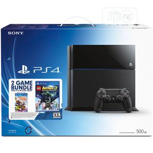 PS4 Game Console and Pad Brand New | Accessories & Supplies for Electronics for sale in Lagos State, Ikeja
