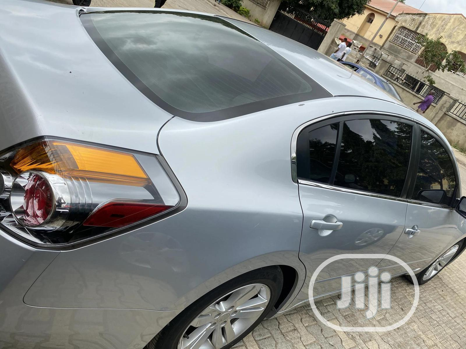 Nissan Altima 2010 Silver | Cars for sale in Gwarinpa, Abuja (FCT) State, Nigeria