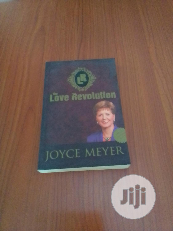 Archive: The Love Revolution By Joyce Meyer