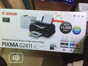 CANON Pixma G2411 Printer | Printers & Scanners for sale in Lagos State, Ikeja