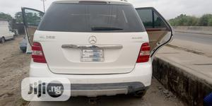 Mercedes-Benz M Class 2007 White | Cars for sale in Lagos State, Amuwo-Odofin