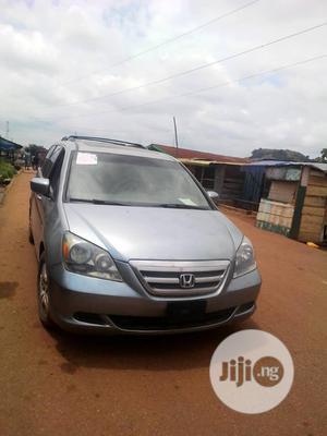 Honda Odyssey 2006 Touring Gray | Cars for sale in Ekiti State, Ado Ekiti