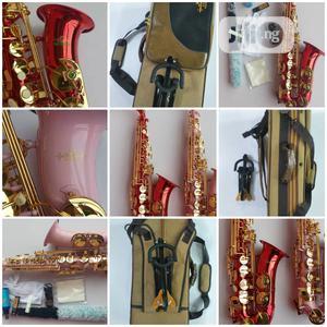 Hallmark-Uk Eb Alto Saxophone   Musical Instruments & Gear for sale in Lagos State, Ojo