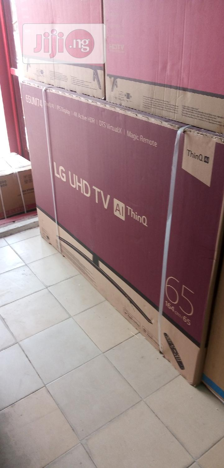 """New LG (65UM74) UHD TV 4K Smart With Magic Remote 65""""Inch 