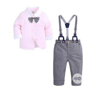 Kids Shirt and Trousers | Children's Clothing for sale in Lagos State, Lagos Island (Eko)