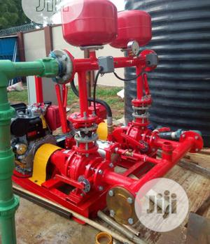 Two In One Standby Fire Pump | Safetywear & Equipment for sale in Lagos State, Orile