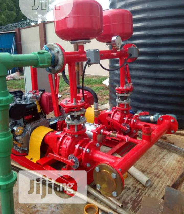 Two In One Standby Fire Pump