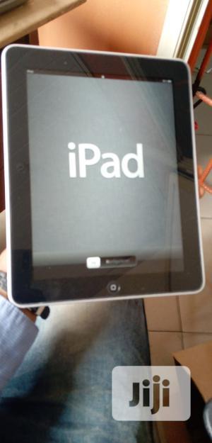 Apple iPad Wi-Fi +3G 64 GB Black   Tablets for sale in Lagos State, Ikeja