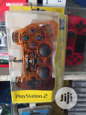 Sony Playstation2 Dual Shock 2   Accessories & Supplies for Electronics for sale in Lagos State, Ojo