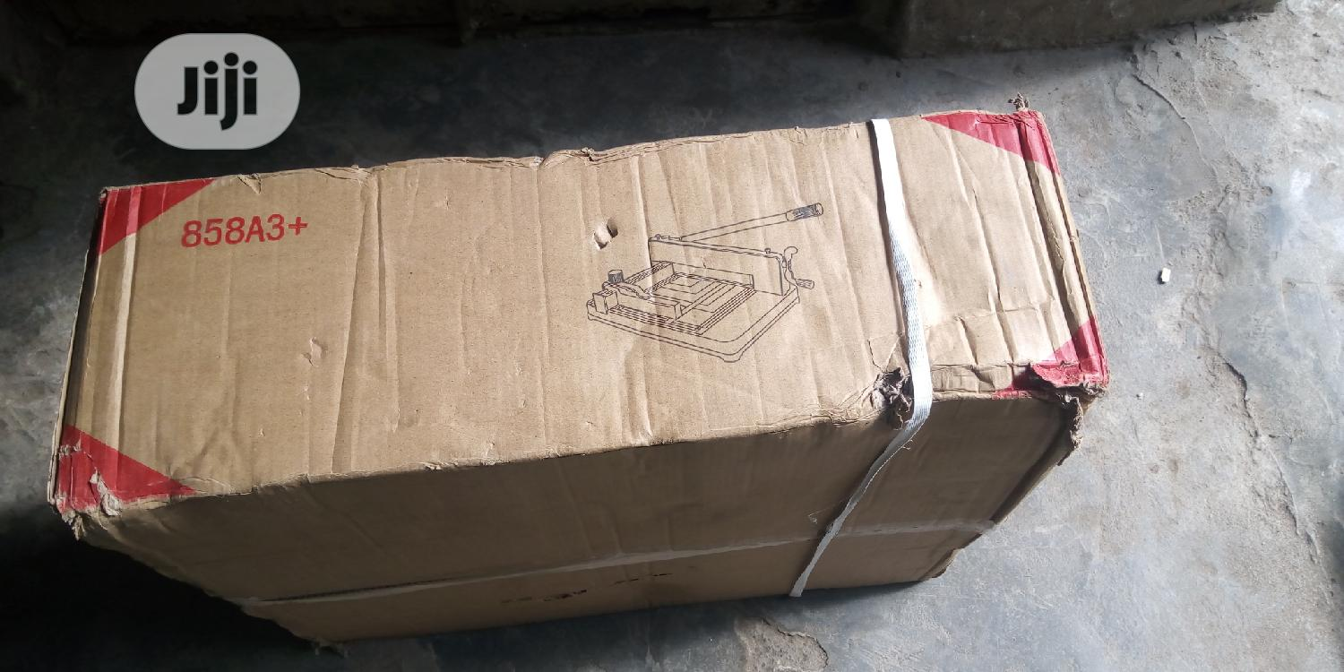 Very Heavy Duty Paper Cutter   Stationery for sale in Lagos Island (Eko), Lagos State, Nigeria