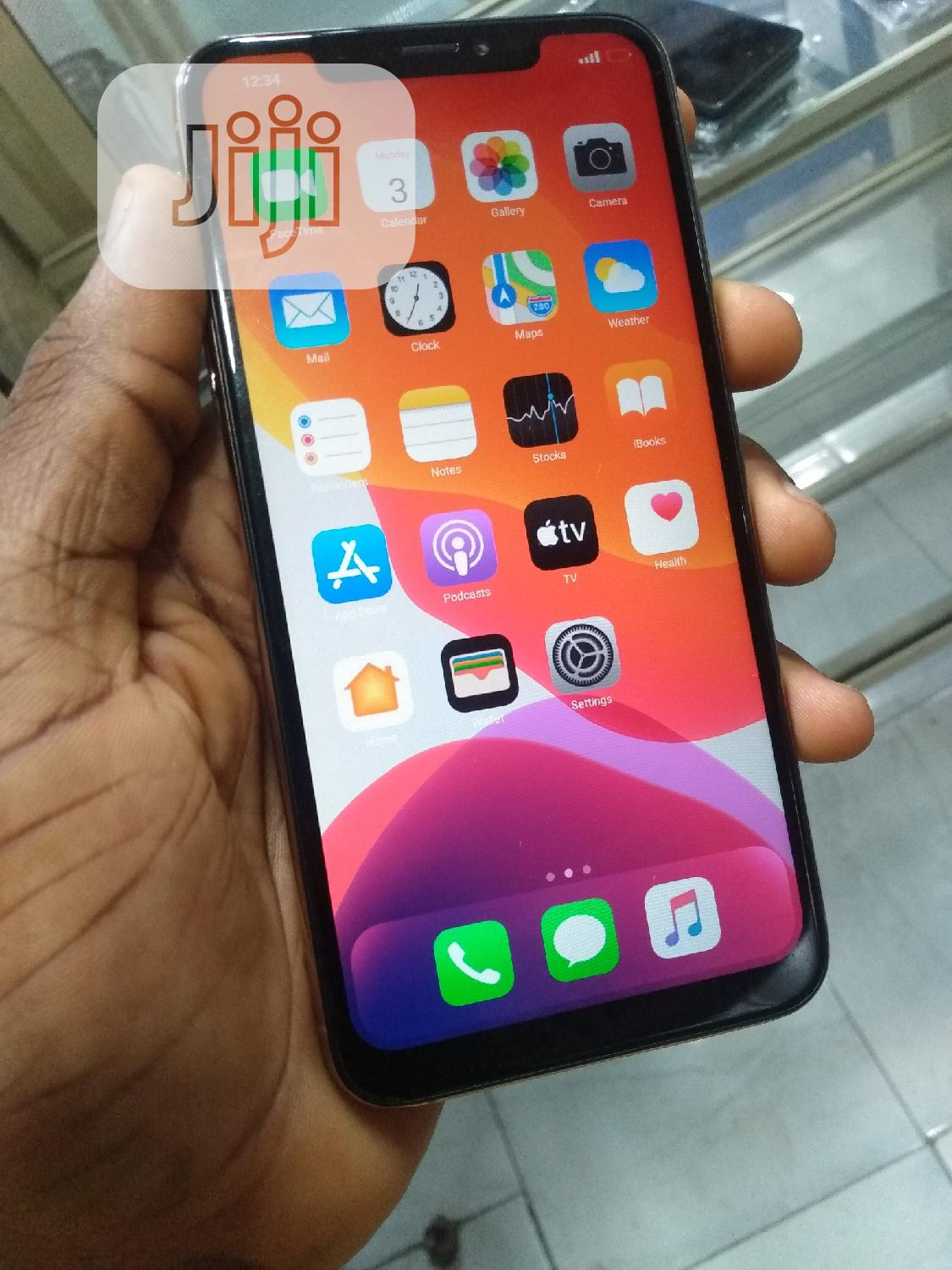 New Apple iPhone XS Max 512 GB Gold   Mobile Phones for sale in Ikeja, Lagos State, Nigeria