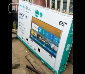 "Newdirect} Hisense 65"" UHD 4K Series 7 Smart ""Netflix"" Wi-Fi   TV & DVD Equipment for sale in Lagos State, Ojo"