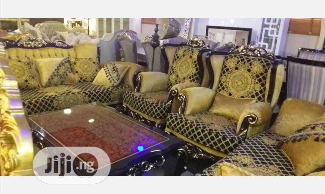 Archive: 7 Seater Versace Italian Designer Chair